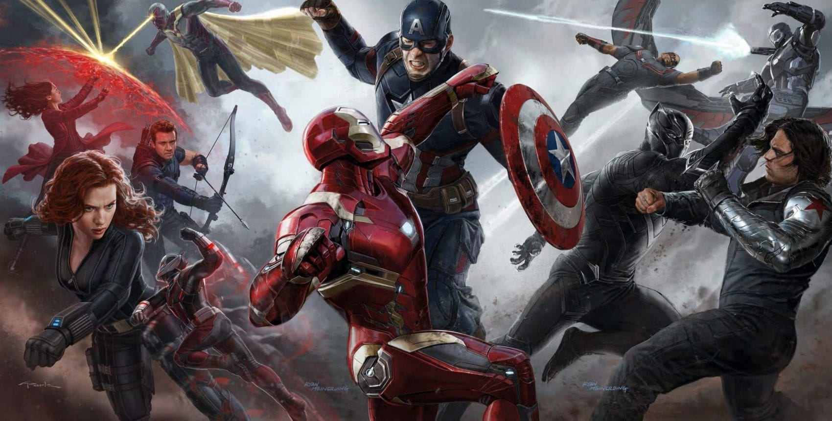 Movie Civil War Review My Geek Actu