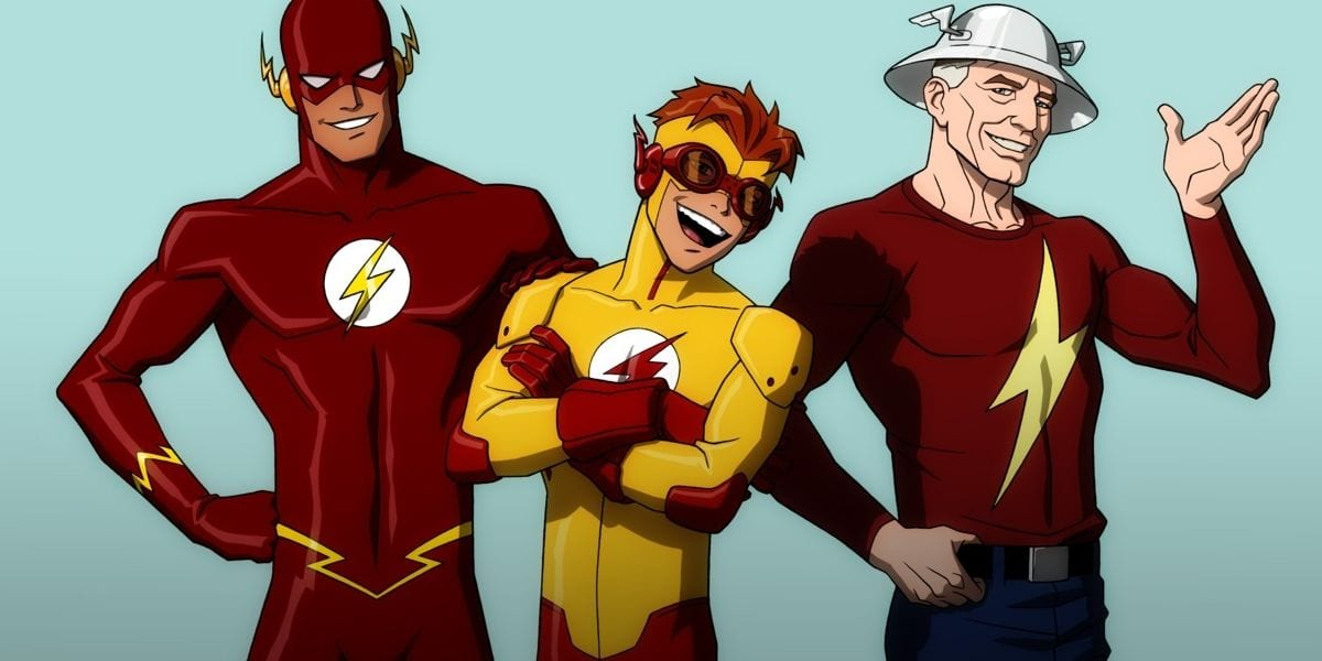3 Flash News My Geek Actu