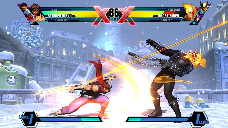 Ultimate Marvel vs Capcom 3 screenshot