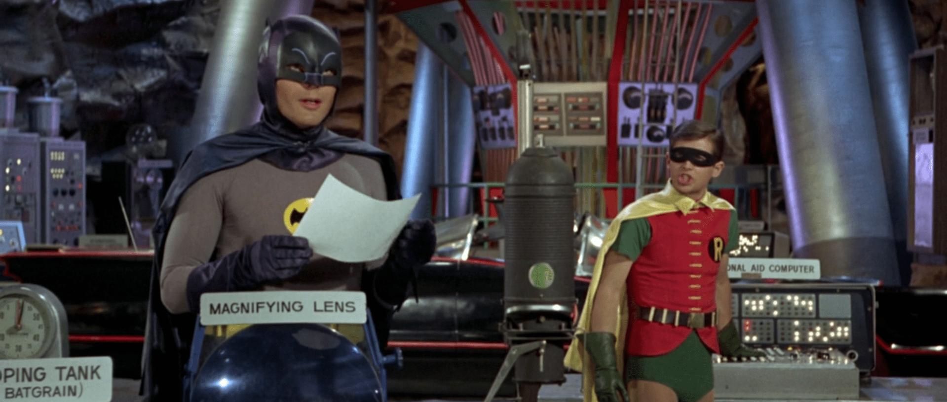 batman 1966 Tim Burton Review My Geek Actu.png