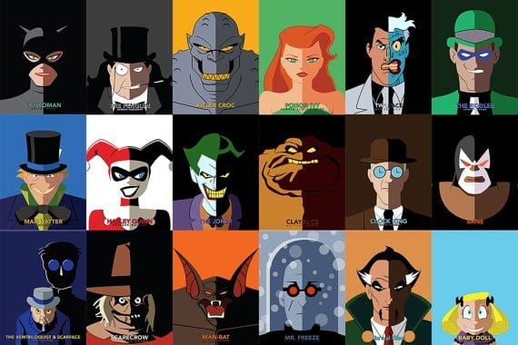 Batman Vilains News My Geek Actu