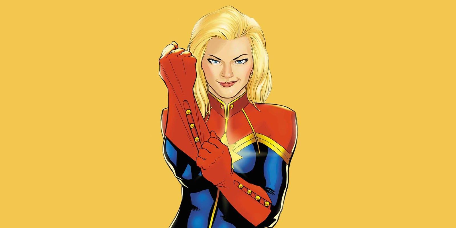 Captain Marvel Marvel Leaked News My Geek Actu