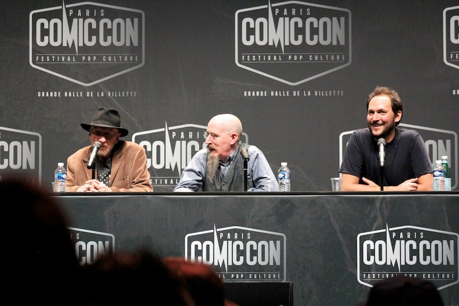 Comic Con Frank Miller News My Geek Actu