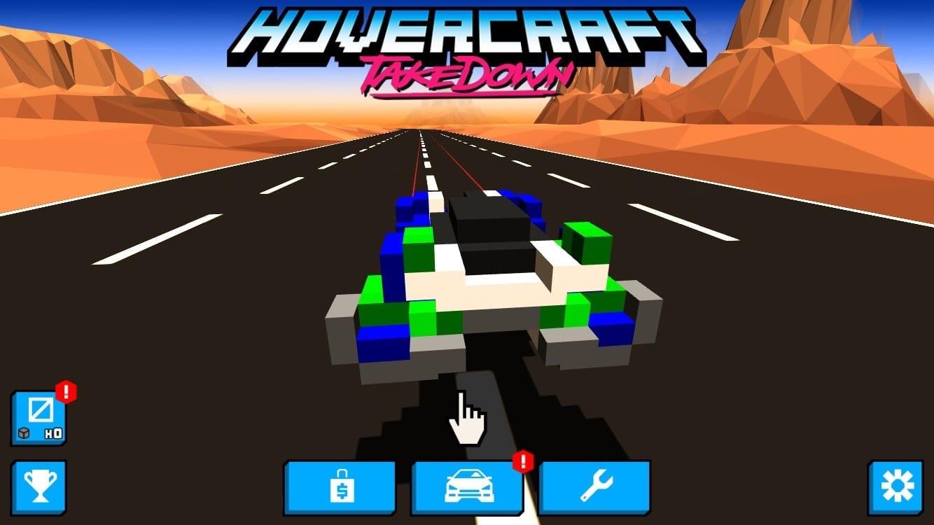Hovercraft Takedown Test iOS Androïd My Geek Actu 1.jpg