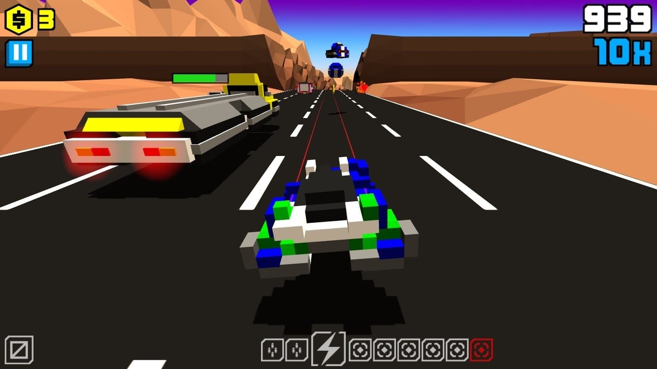 Hovercraft Takedown Test iOS Androïd My Geek Actu 10