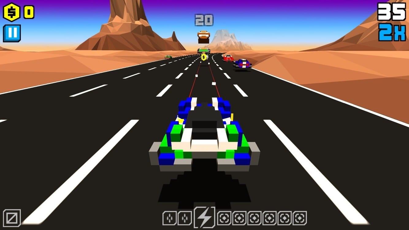 Hovercraft Takedown Test iOS Androïd My Geek Actu 7