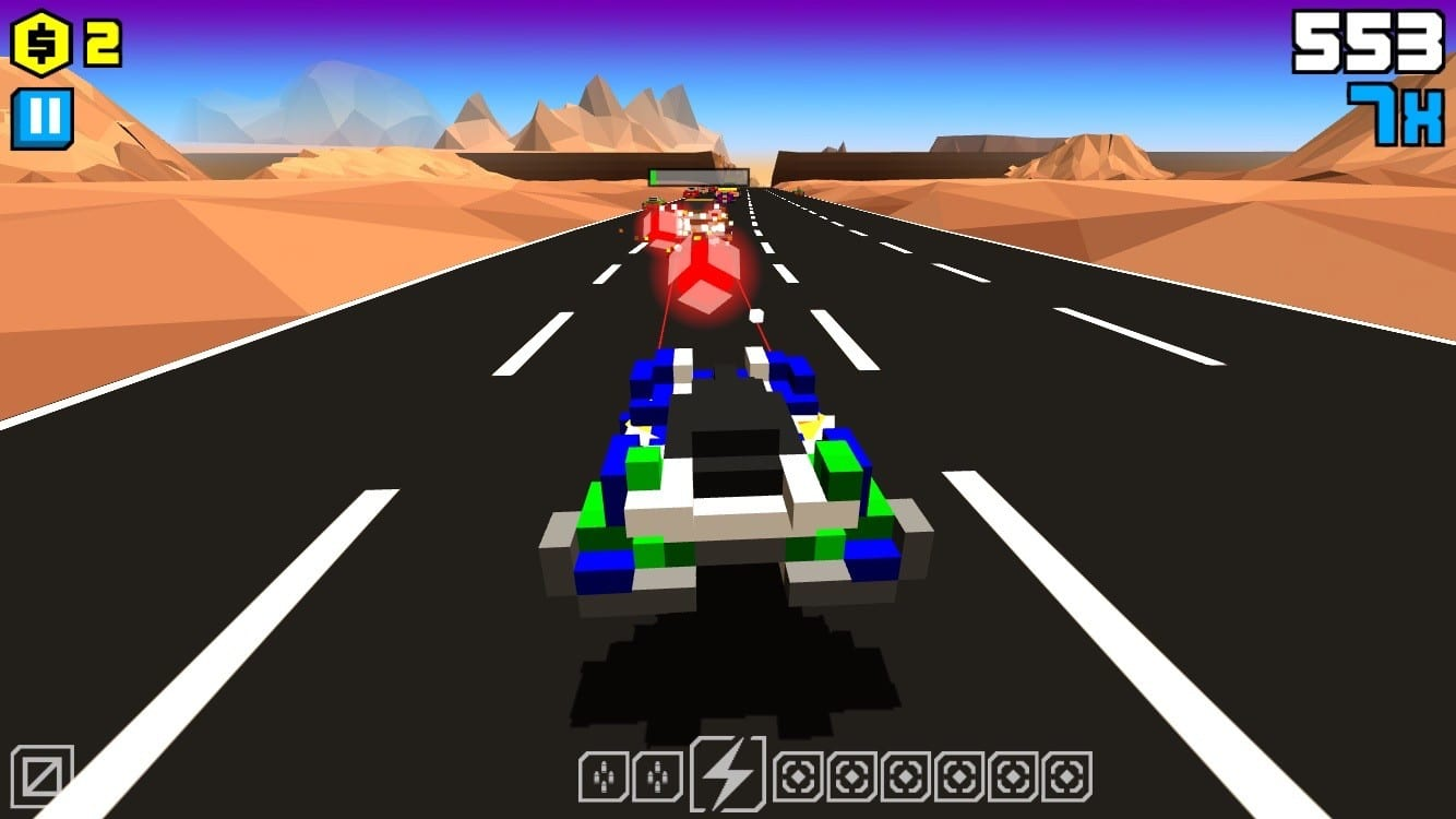 Hovercraft Takedown Test iOS Androïd My Geek Actu 9