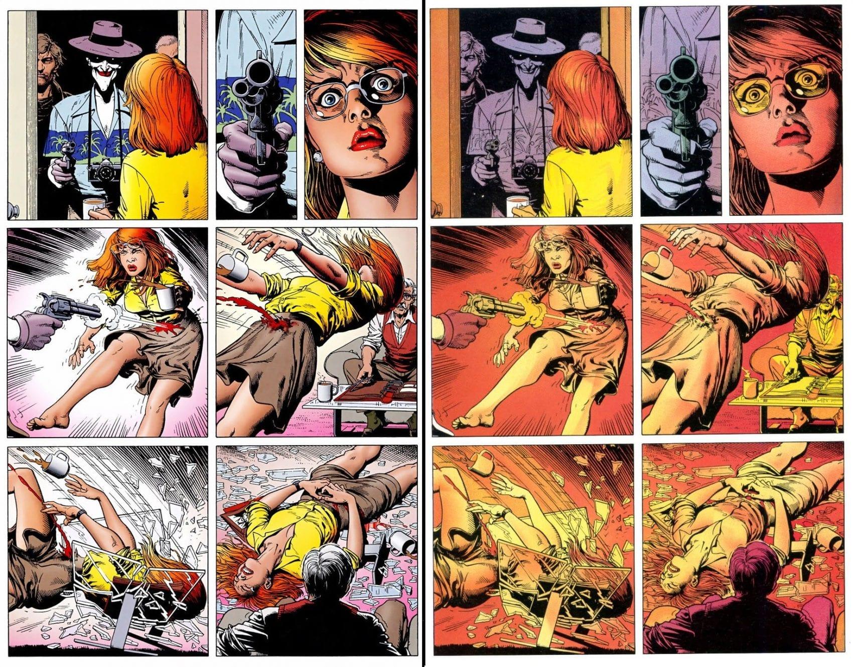 Killing JokeBatgirl News Harley Quinn My Geek Actu