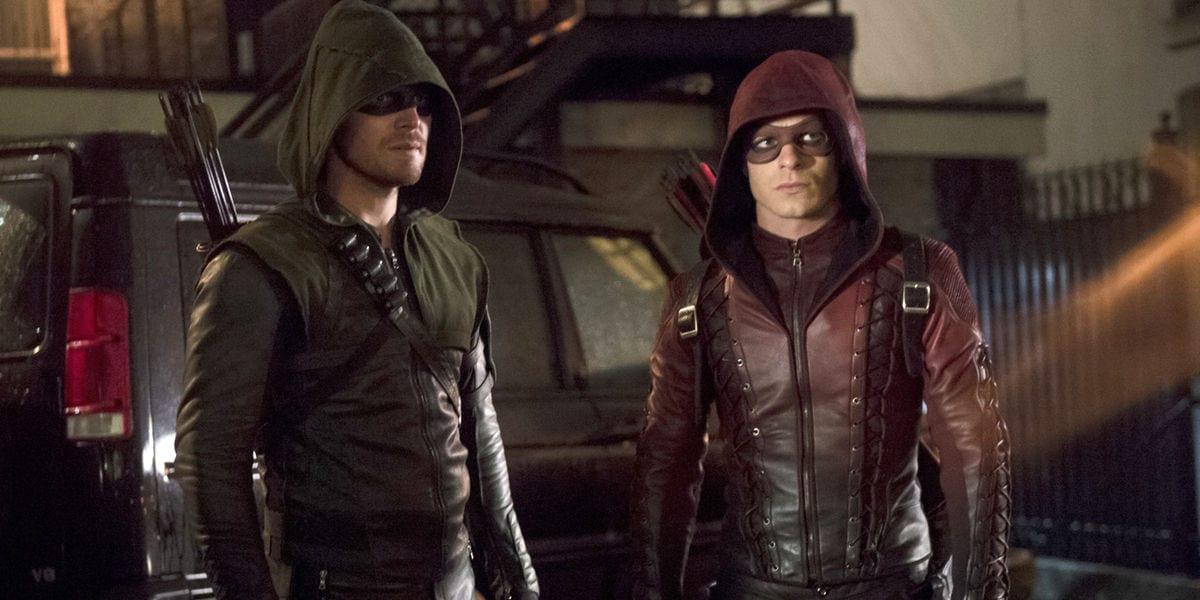 Red Arrow News My Geek Actu 2