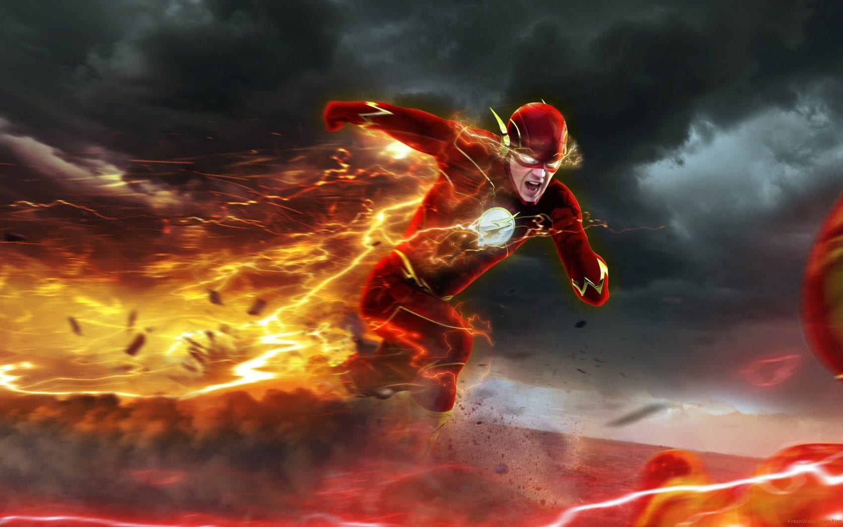 The Flash Cover 2 News My Geek Actu