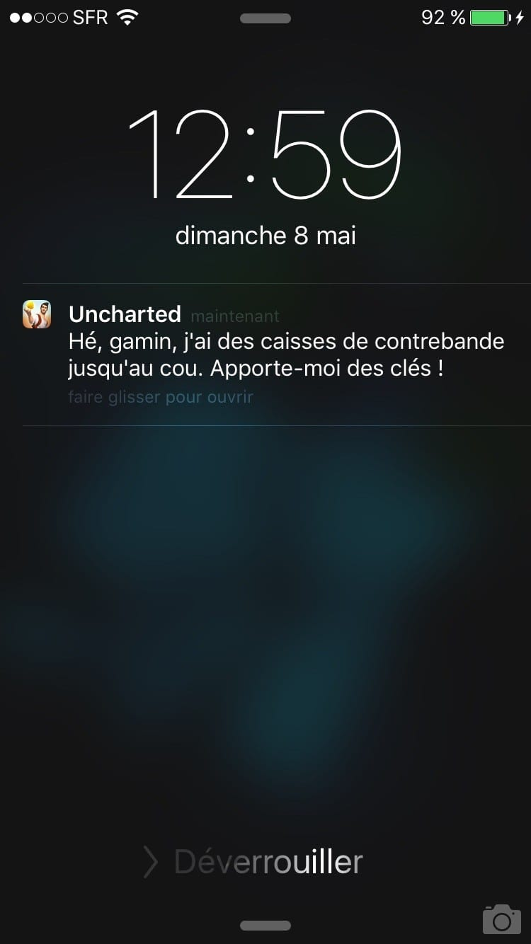 Uncharted Fortune Hunter iOS Test My Geek Actu 6