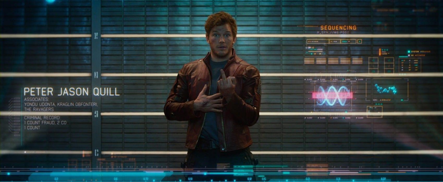 Ayesha Les Gardiens de la Galaxie 2 News My Geek Actu 2