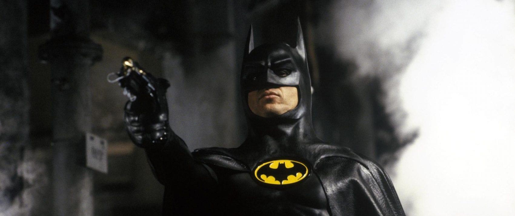 Batman 1989 Michael Keaton Review My Geek Actu