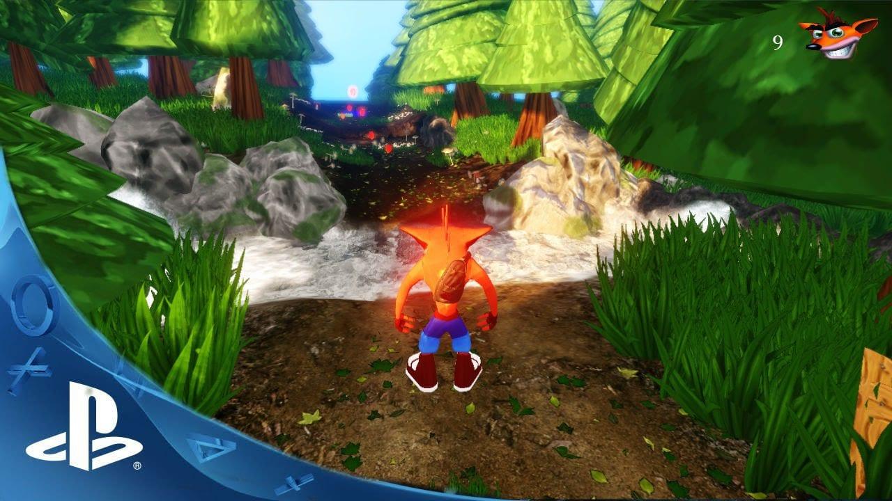 Crash Bandicoot PS4 E3 News My Geek Actu 1