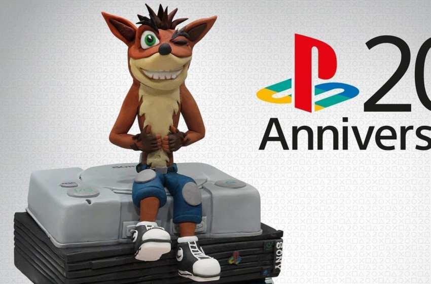 E3 – Crash Bandicoot