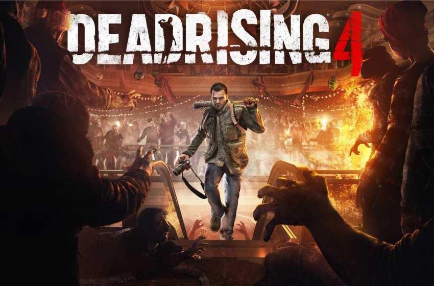NEWS – Dead Rising 4
