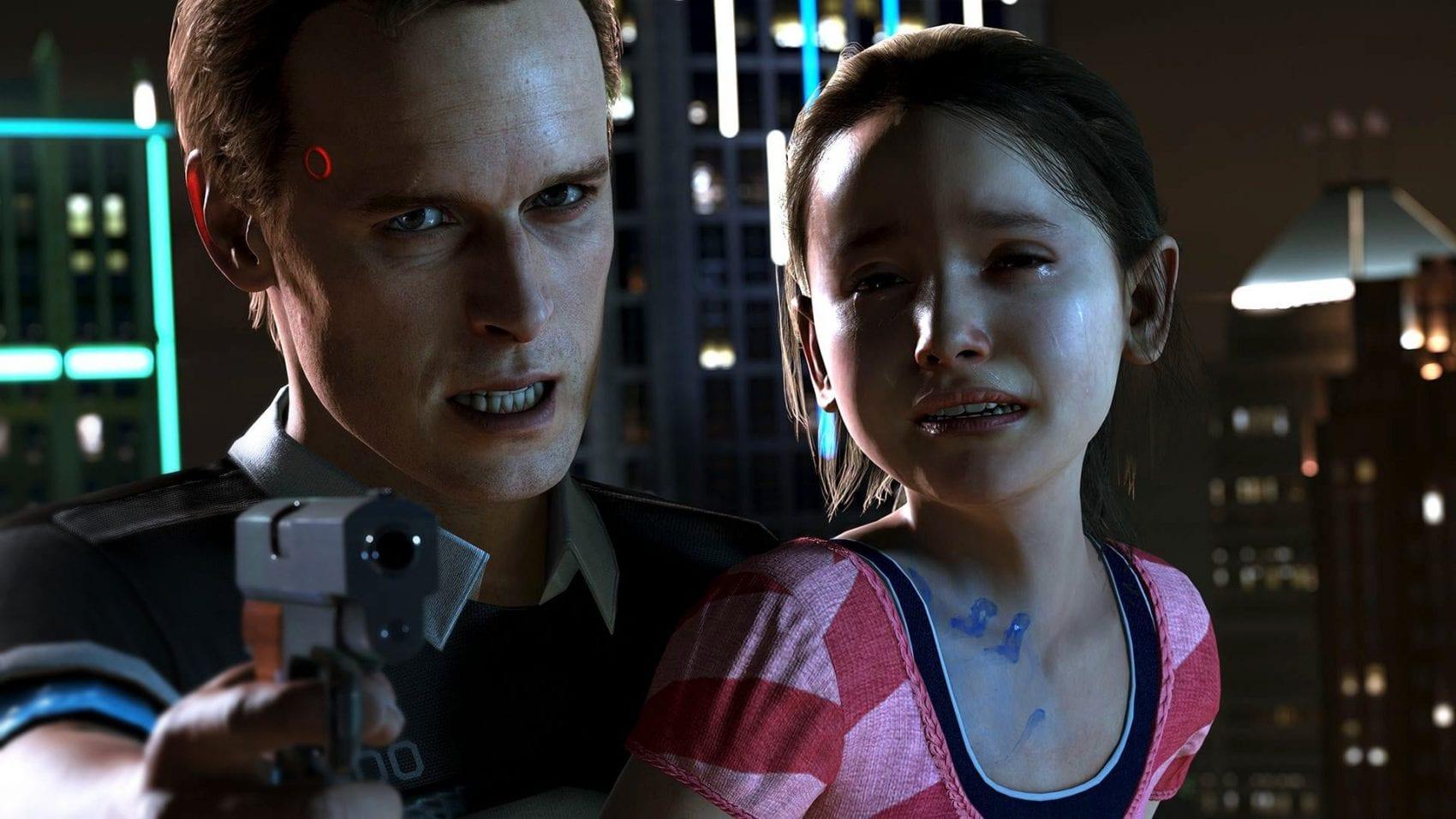 Detroit Become Human News E3 My Geek Actu 2