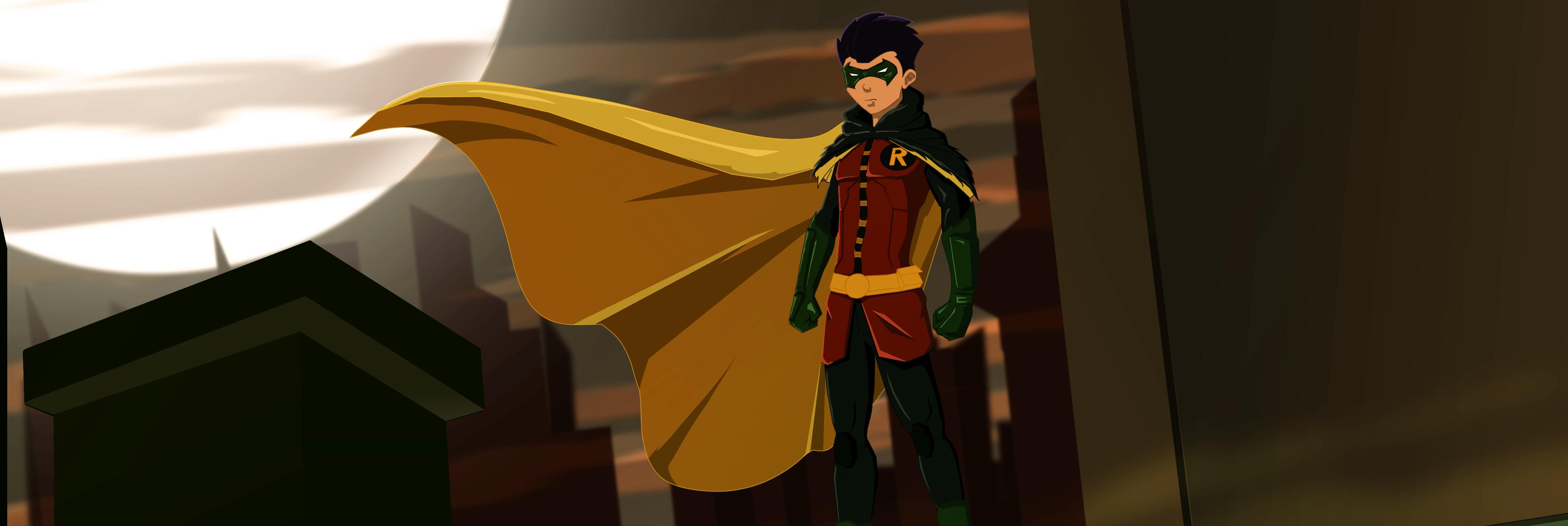 Robin Personnage My Geek Actu Damian Wayne Robin
