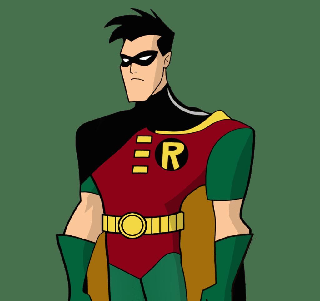 Robin Personnage My Geek Actu dick grayson