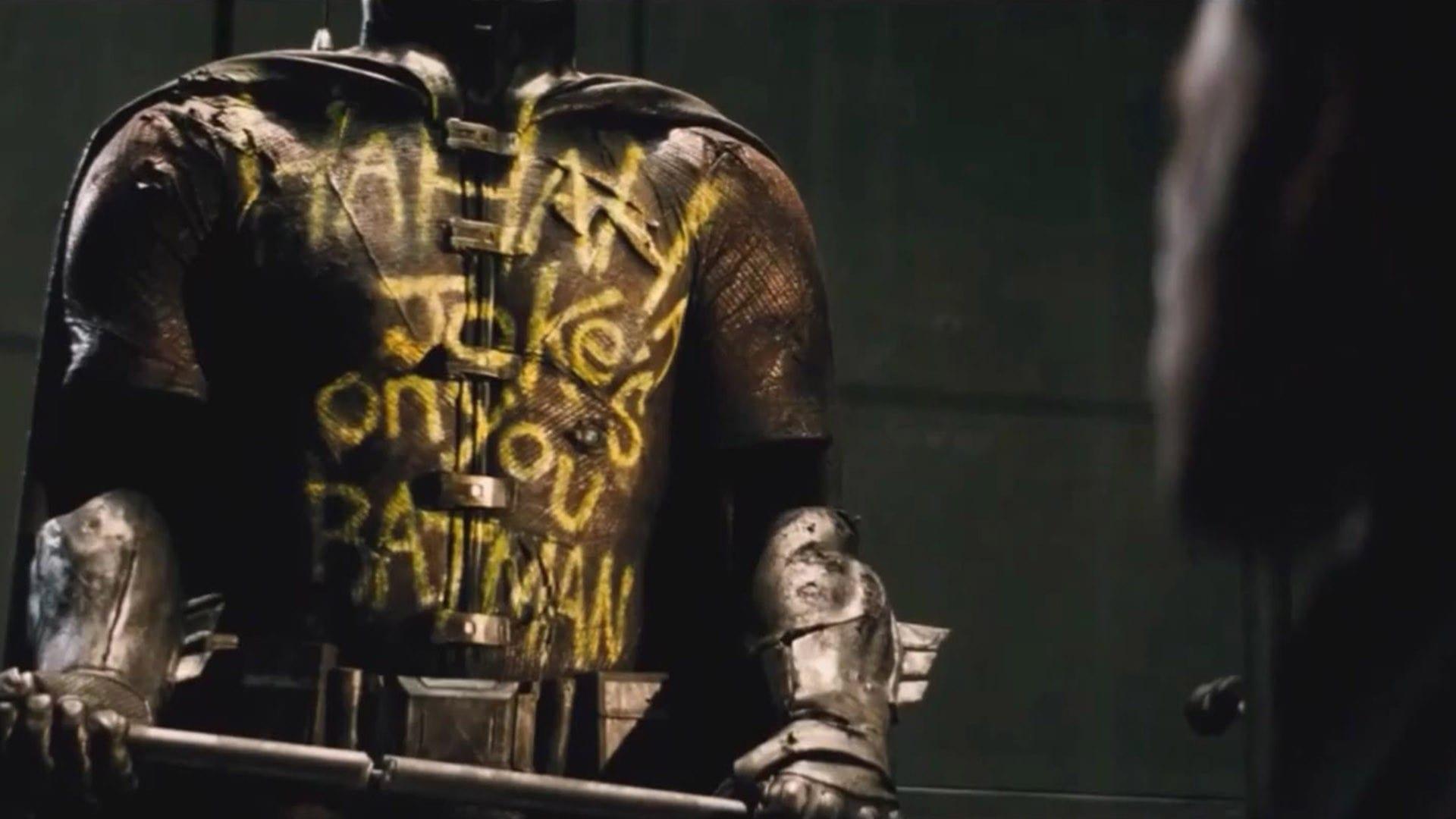 Robin Personnage My Geek Actu jason todd Batman v Superman