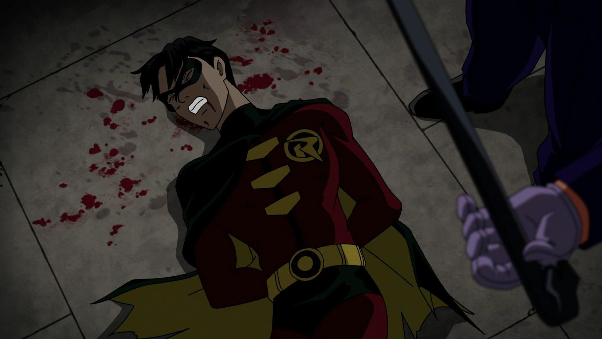 Robin Personnage My Geek Actu Jason Todd Death