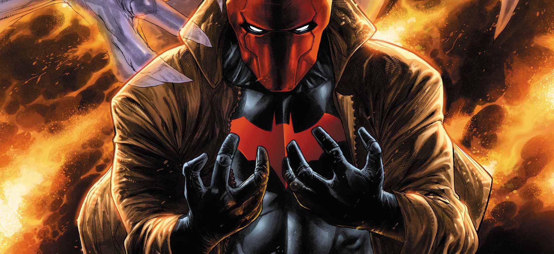 Robin Personnage My Geek Actu jason todd red hood
