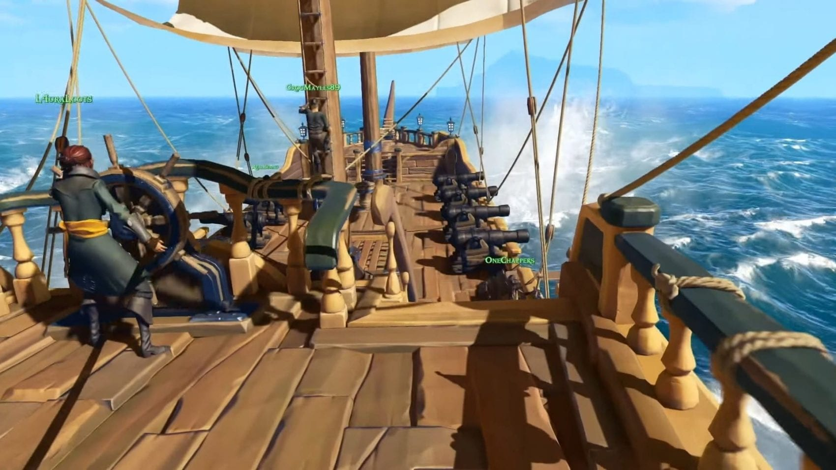 Sea of Thieves News E3 My Geek Actu 1