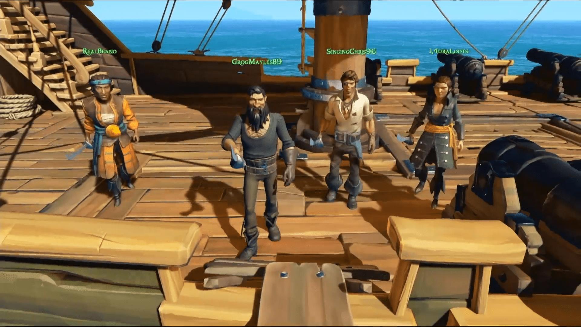 Sea of Thieves News E3 My Geek Actu 2