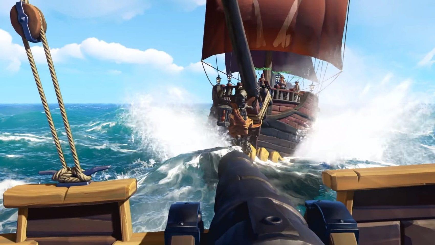 Sea of Thieves News E3 My Geek Actu
