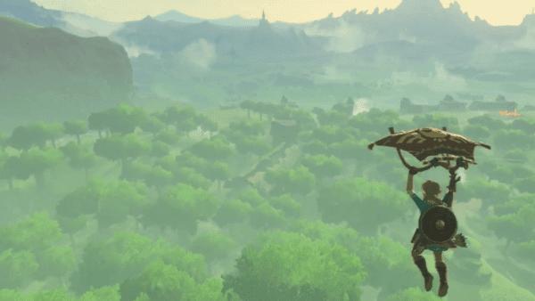 The Legend of Zelda Breath of The Wild Nintendo News E3 My Geek Actu 2