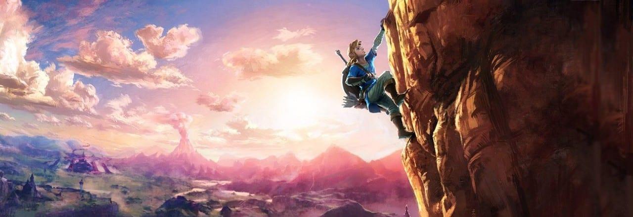 The Legend of Zelda Breath of The Wild Nintendo News E3 My Geek Actu