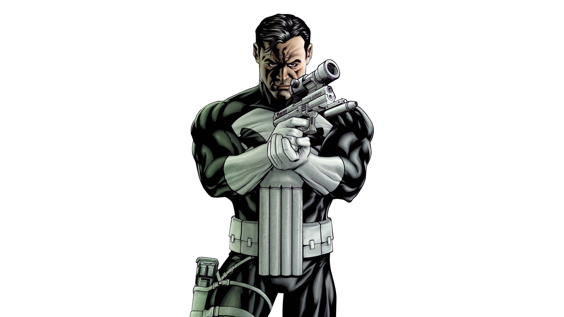 The Punisher Glossaire My Geek Actu 2