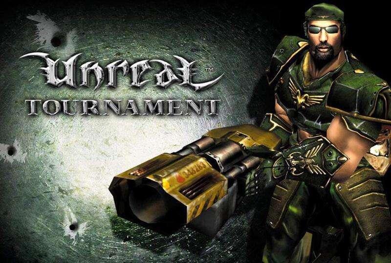 TOP 10 Jeux FPS My Geek Actu Unreal Tournament