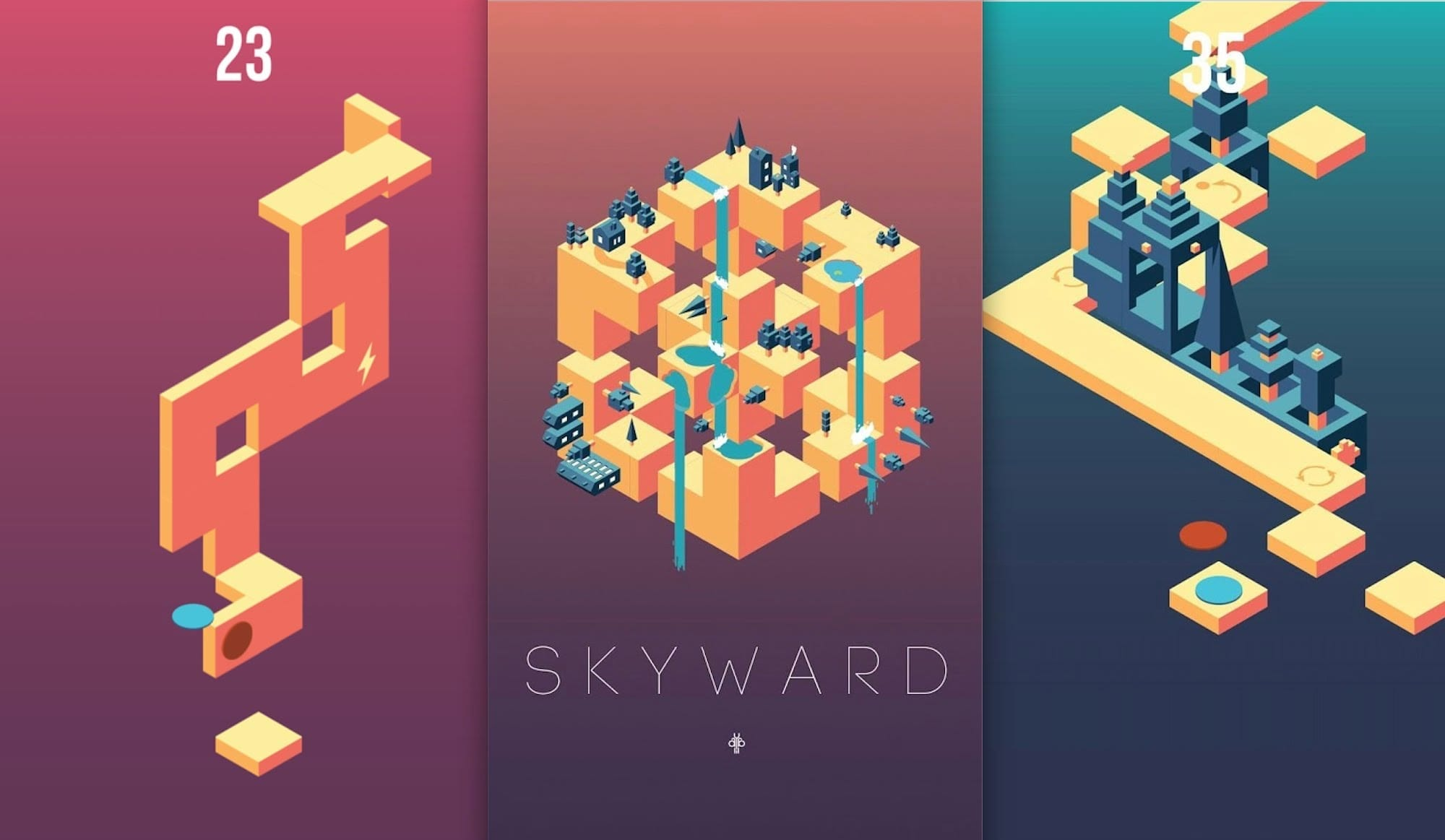TOP 10 Jeux Mobile My Geek Actu Skyward