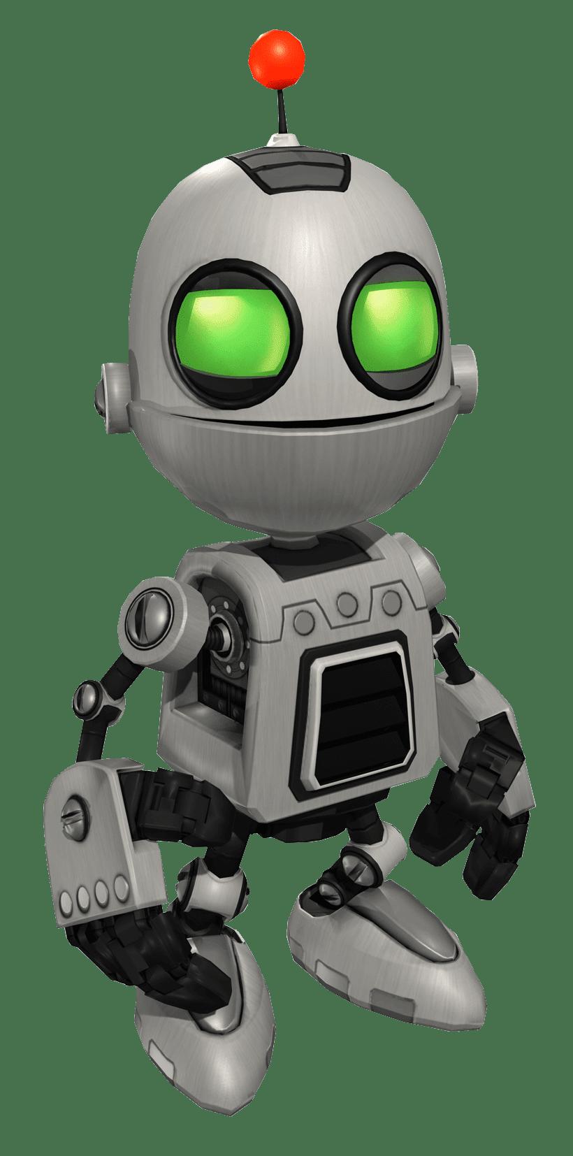 TOP 10 Personnages mignons jeux-vidéo My Geek Actu Clank.png