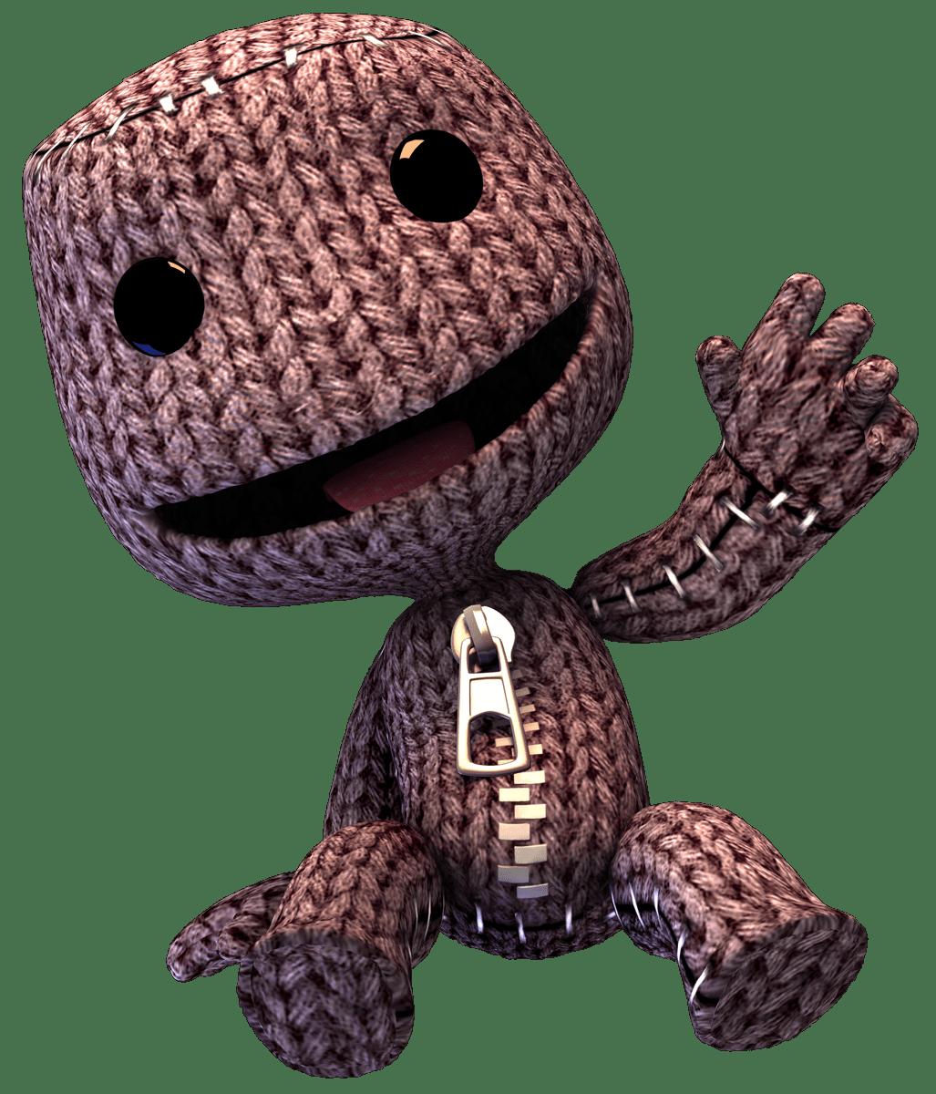 TOP 10 Personnages mignons jeux-vidéo My Geek Actu Sackboy