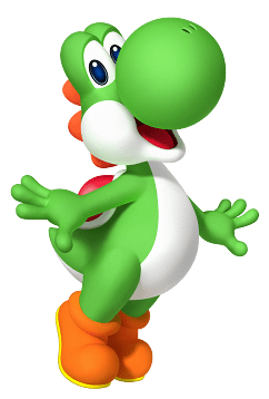 TOP 10 Personnages mignons jeux-vidéo My Geek Actu Yoshi