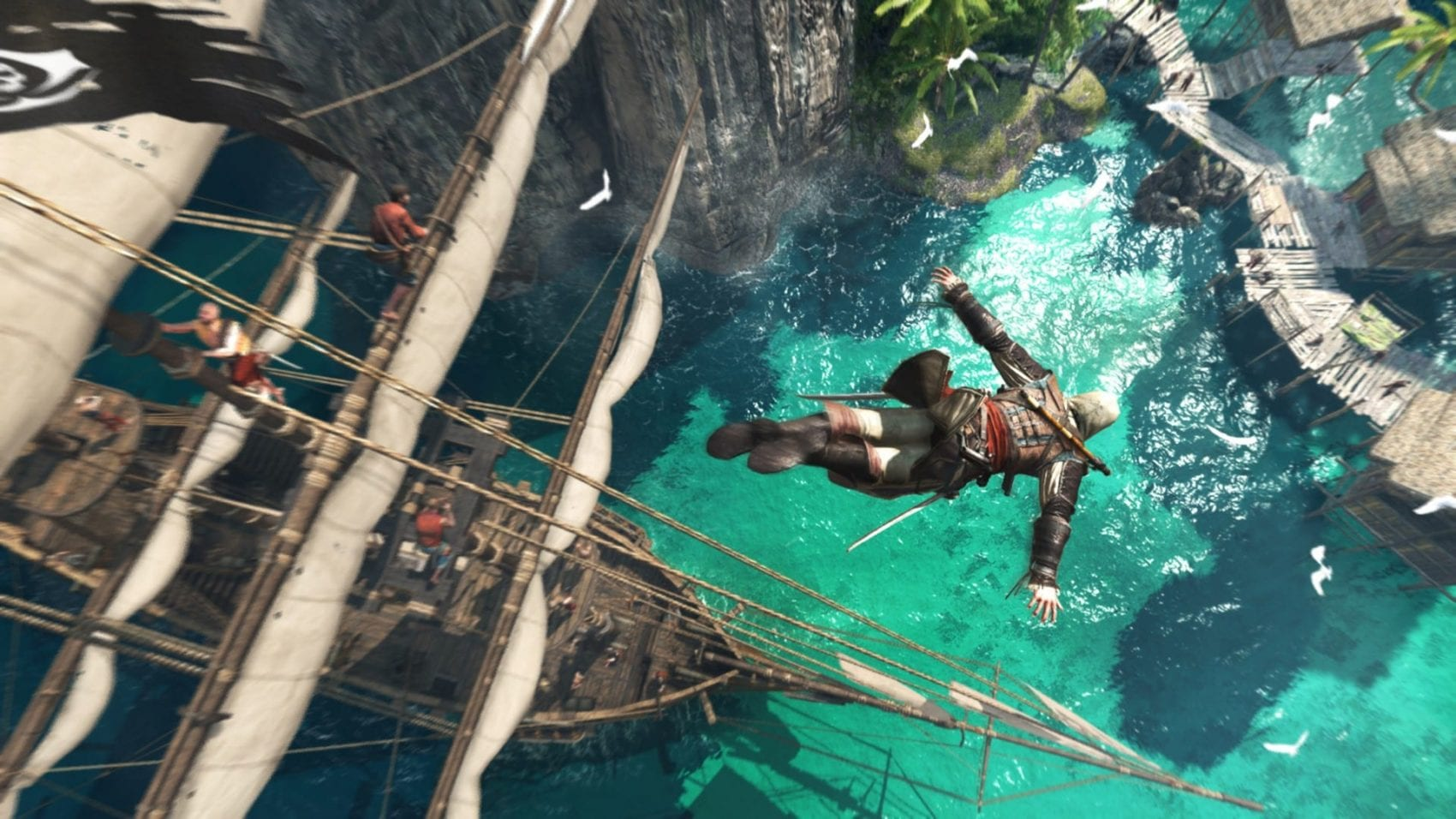 TOP jeux open world My Geek Actu Assassin's Creed Black Flag