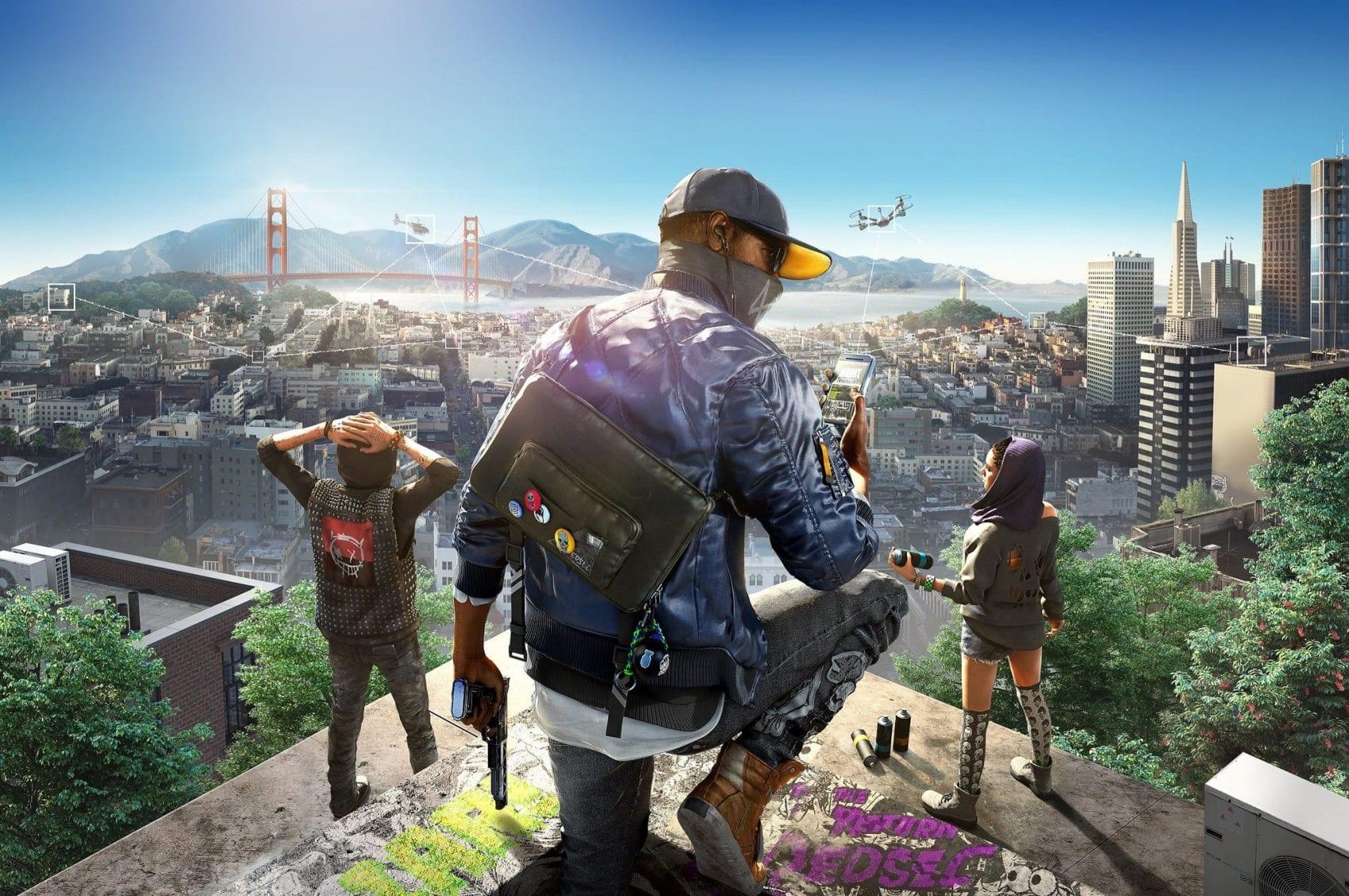 Watch Dogs 2 News E3 My Geek Actu