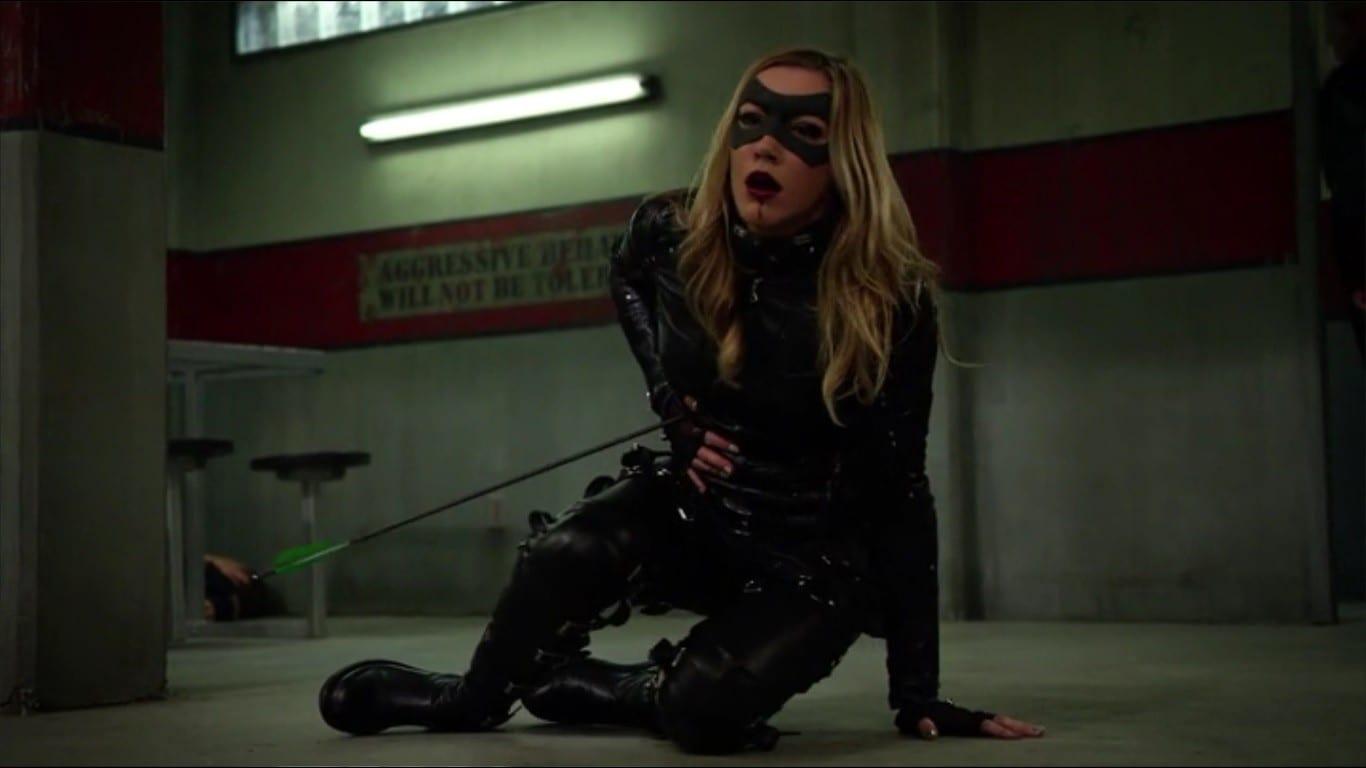 Arrow S04E23 Final Review My Geek Actu Black Canary morte