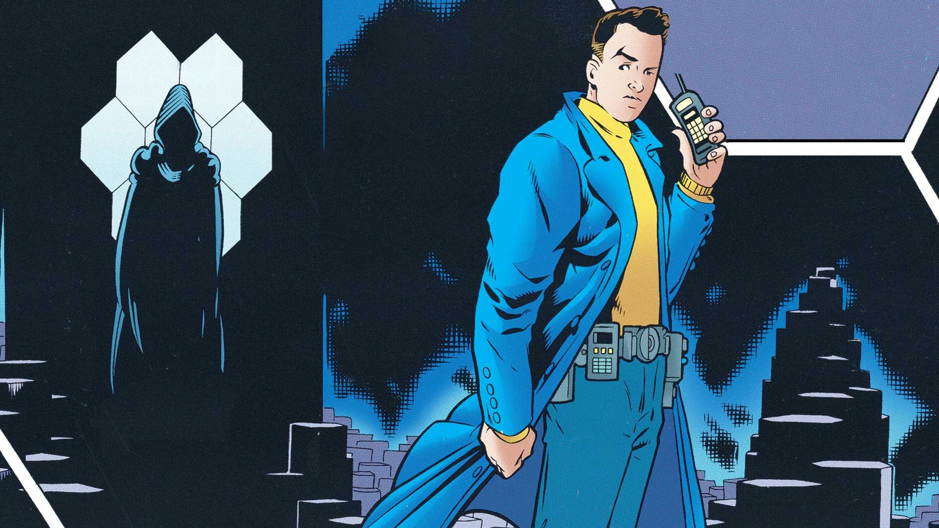 Arrow S04E23 Final Review My Geek Actu Damian Darhk Comics