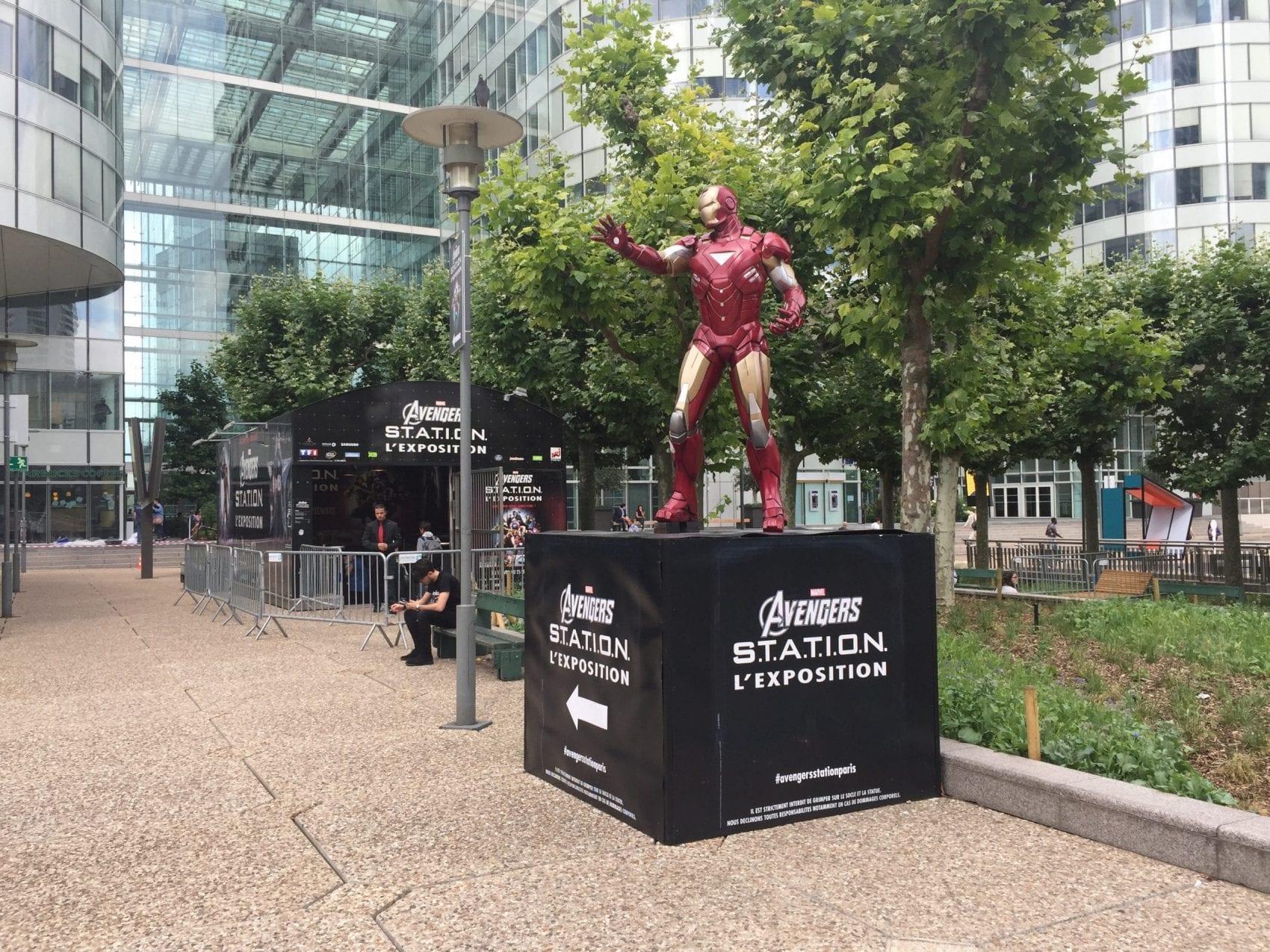 EVENT – Avengers S.T.A.T.I.O.N