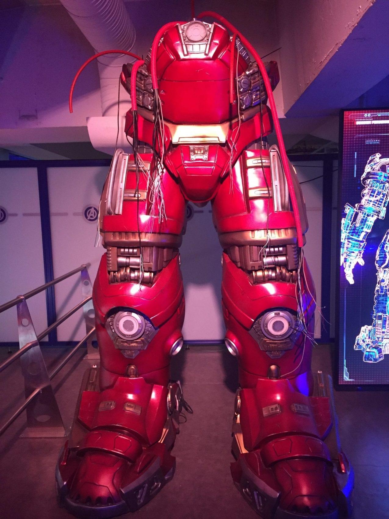 Avengers STATION Event My Geek Actu Hulk Buster