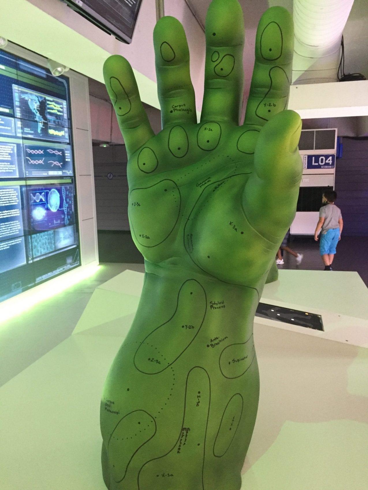 Avengers STATION Event My Geek Actu Hulk