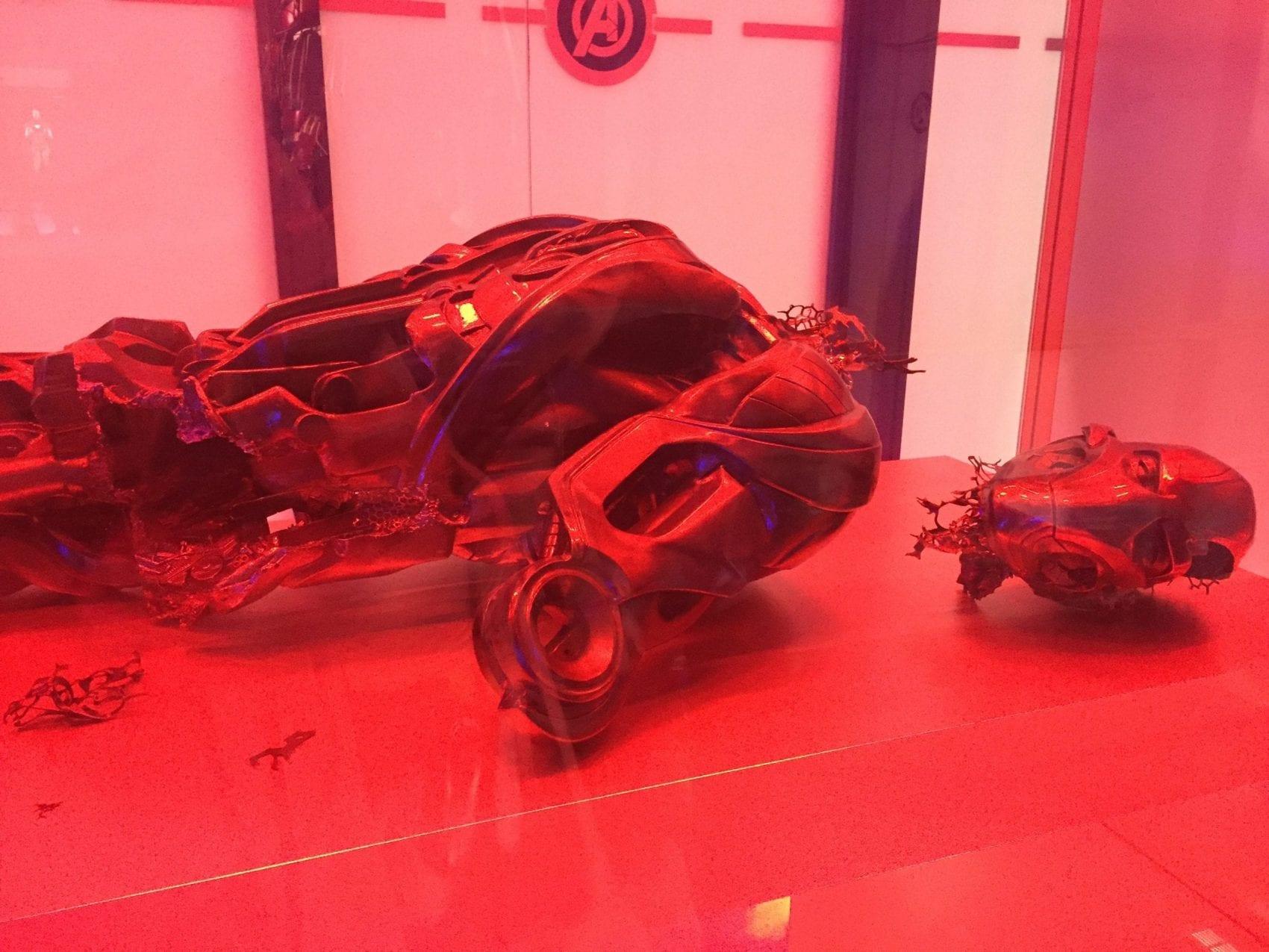 Avengers STATION Event My Geek Actu Ultron