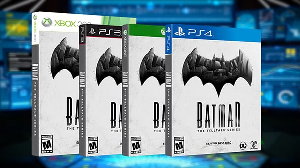 Batman A Telltale Game Series News My Geek Actu Boite