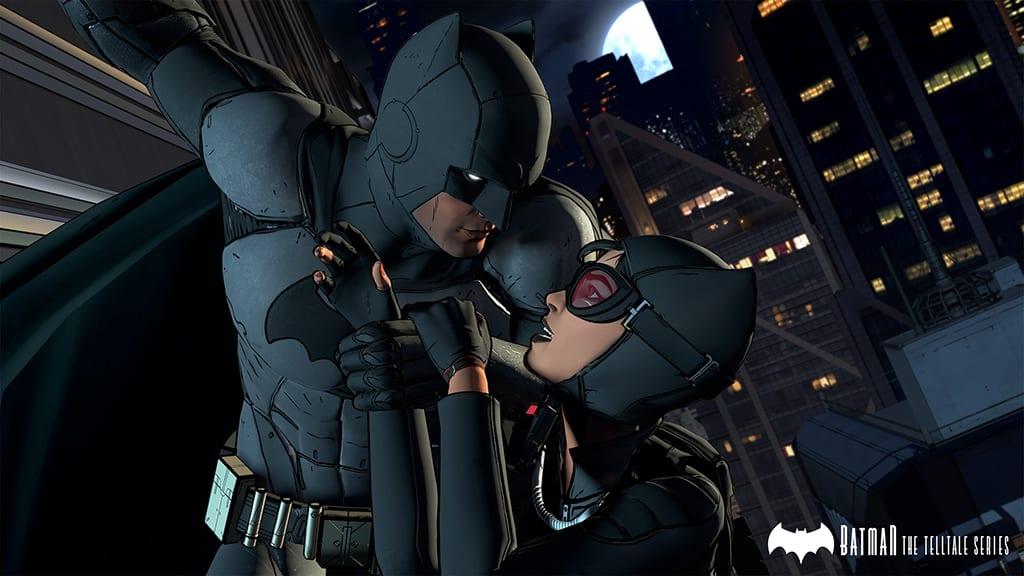 Batman A Telltale Game Series News My Geek Actu Catwoman