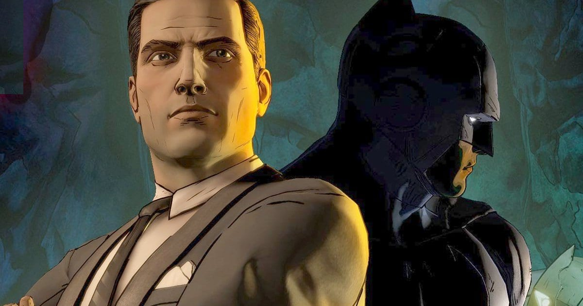 Batman A Telltale Game Series News My Geek Actu Wayne