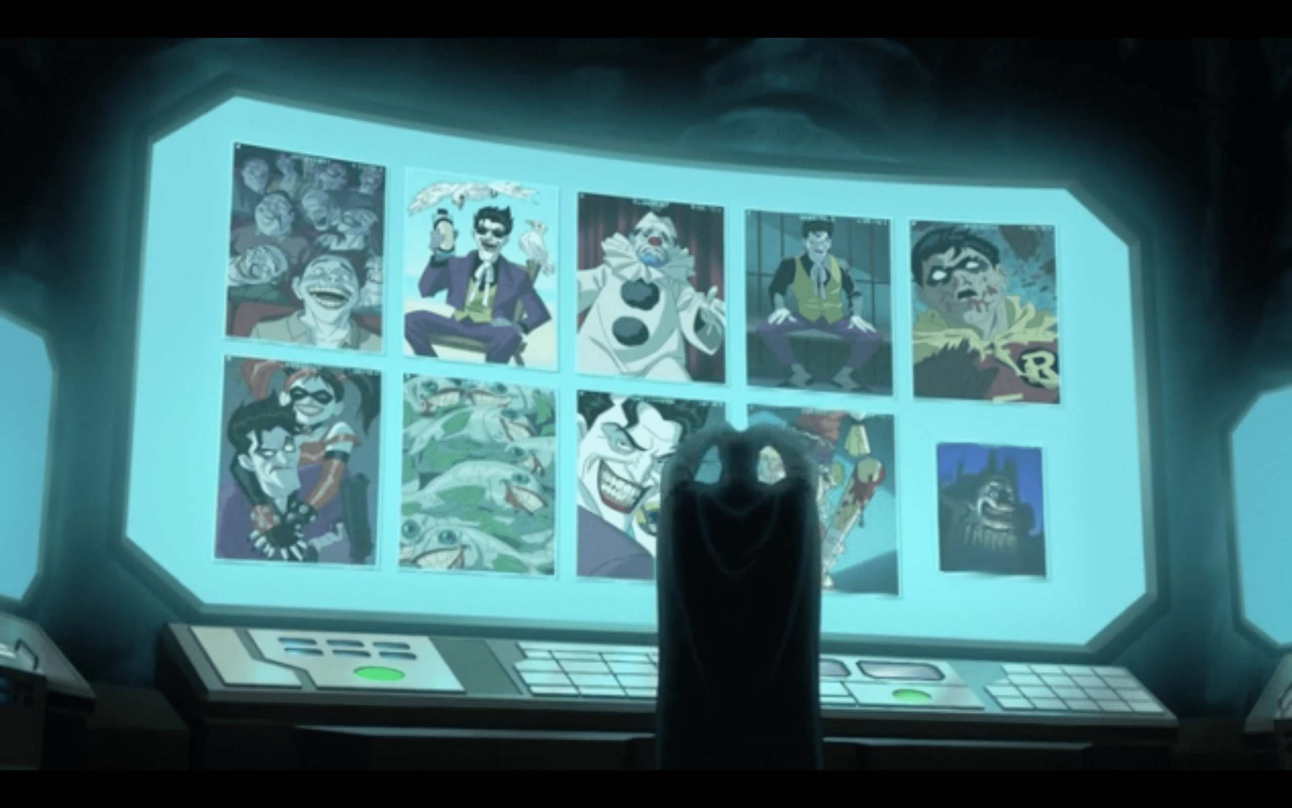Batman The Killing Joke Review My Geek Actu Computer