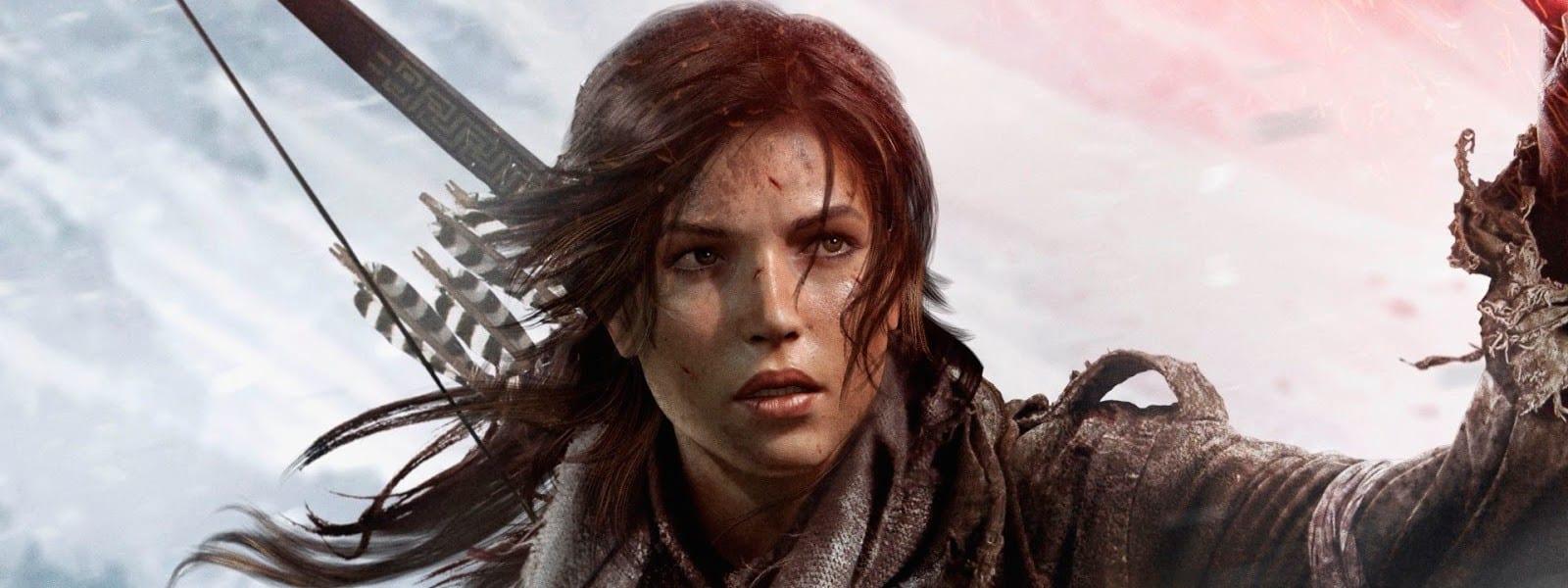Battle Lara Croft VS Nathan Drake My Geek Actu Rise of The Tomb Raider